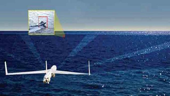 US Coast Guard Tests UAS-Mounted ViDAR