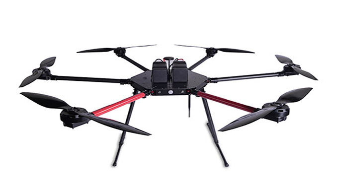 MMC introduces a cost-effective competitor to DJI's M600: the F6 Plus