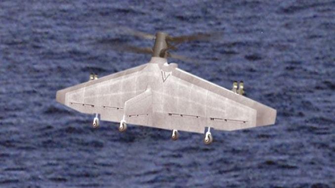 DARPA-ONR 'Tern' UAS Program