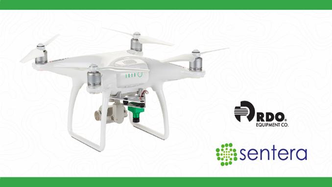 Sentera Partners With RDO Equipment Co.