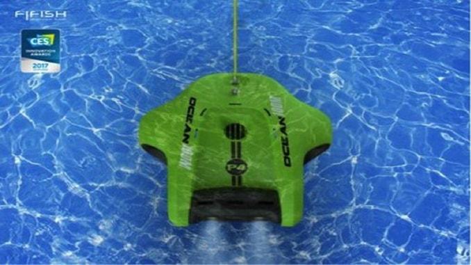 FiFish, Qiyuan Technology 's underwater drone