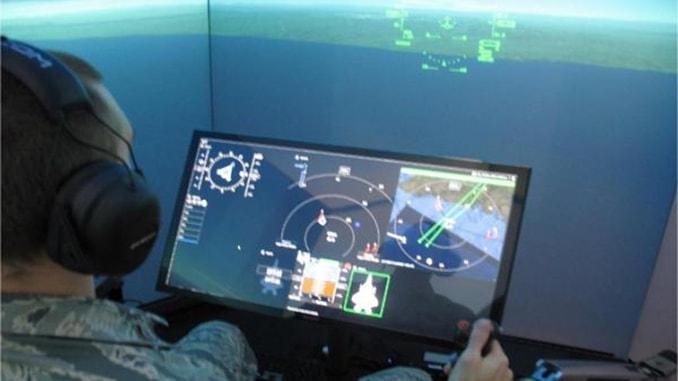 U.S. Navy's Wingman UAS Technology