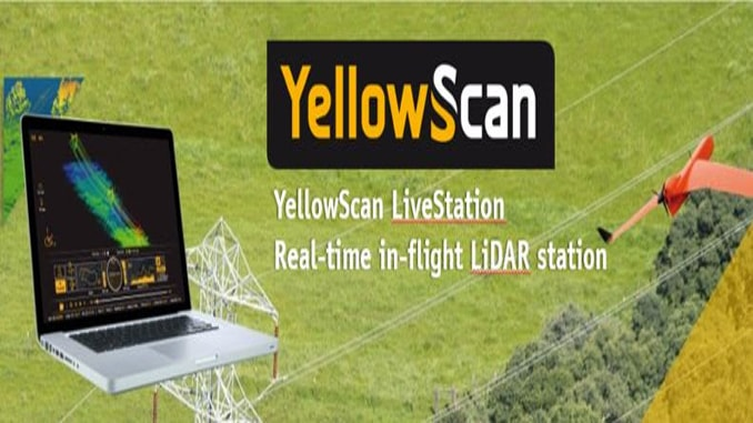 YellowScan LiveStation