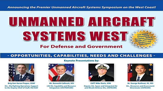 Unmanned Aircraft Systems West