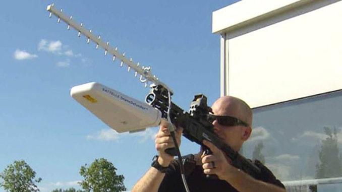 Battelle's DroneDefender