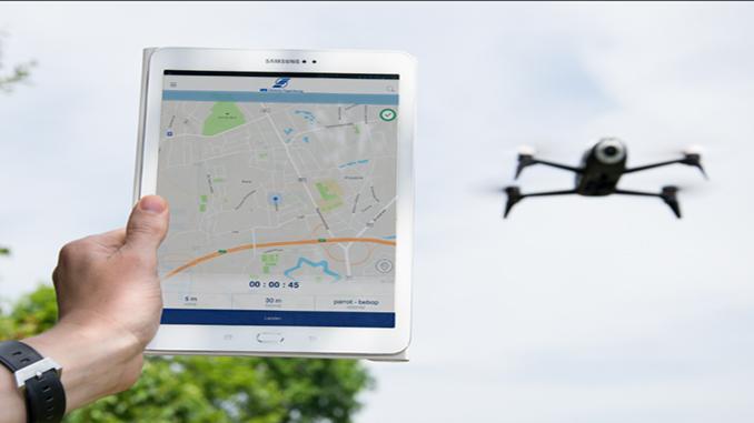 DFS-DrohnenApp