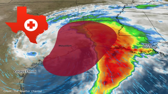 Vigilant Aerospace Joins Red Cross Unmanned Aircraft Team in Houston to Provide Airspace Safety