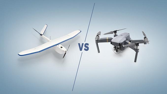 drones in surveying