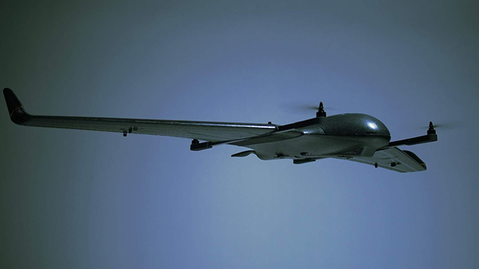 Vertical Technologies Releases New VTOL UAS The DeltaQuad