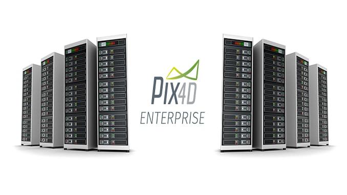 Pix4D launches Enterprise Solutions at INTERGEO 2017