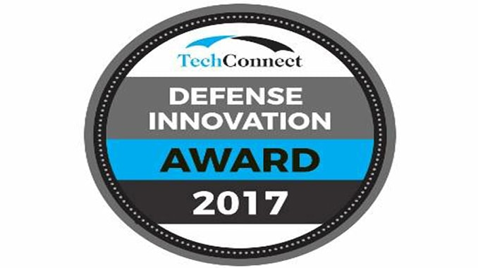 SIlent Falcon™ UAS Technologies Recognized with a 2017 TechConnect Defense Innovation Award