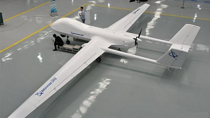 China's Beihang Unmanned Aircraft System Technology
