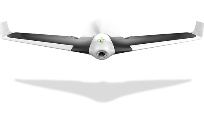 Review: Parrot Disco Hands-on With Parrot's Awesome Fixed-wing Drone