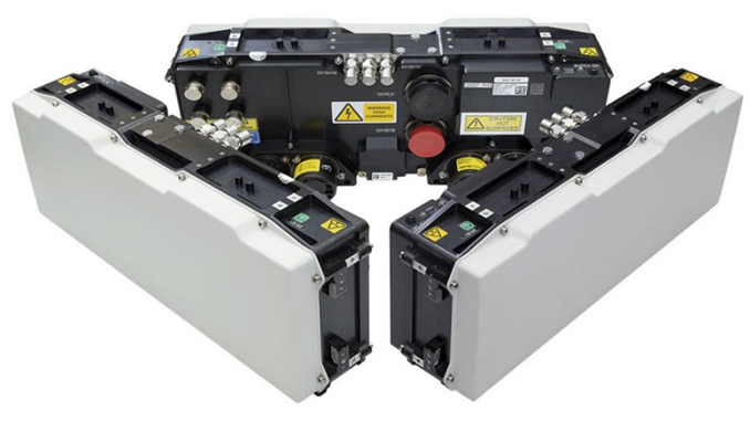 Osprey Radar for MQ-8C Fire Scout