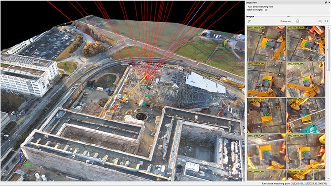 Pix4D Launches MOBILE + DESKTOP + CLOUD Solutions for Drone Mapping