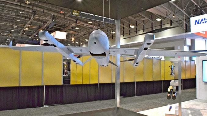 The Aerosonde Hybrid Quadrotor (HQ)