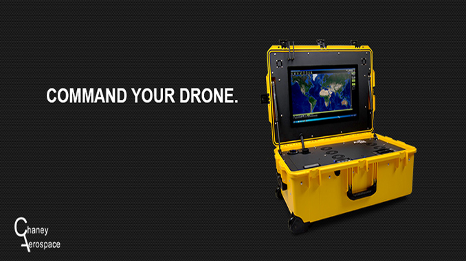 Chaney Aerospace Announces the Alio Ground Control Station