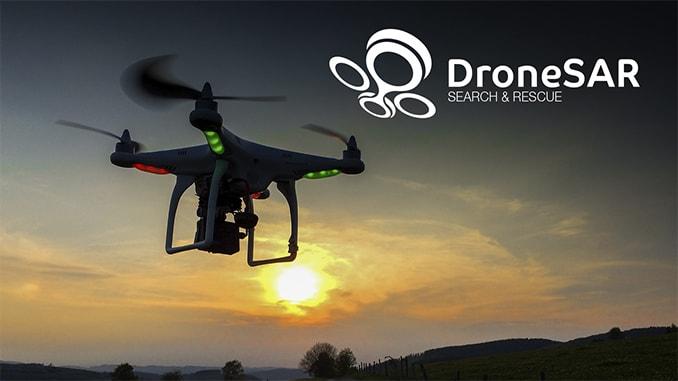 DJI And DroneSAR
