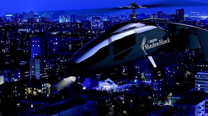 ReconHawk Gyroplane Drone