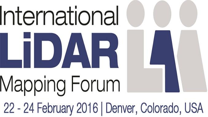 International LiDAR Mapping Foru