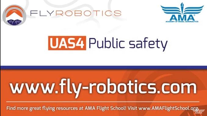 AMA and Fly Robotics