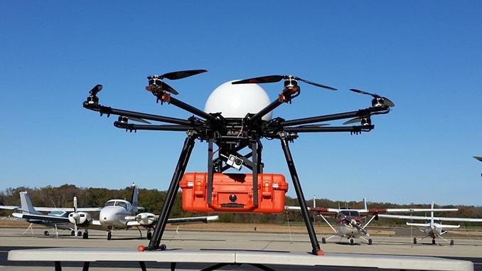 HiRO telemedical drone