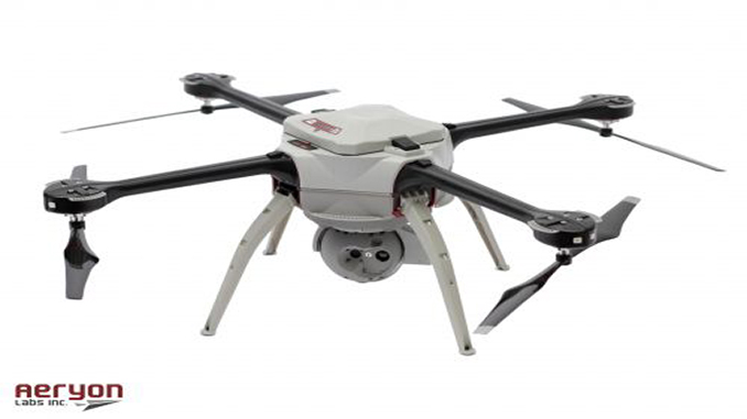 Aeryon Labs' SkyRanger drone