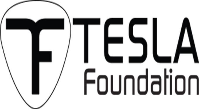 Tesla Foundation logo