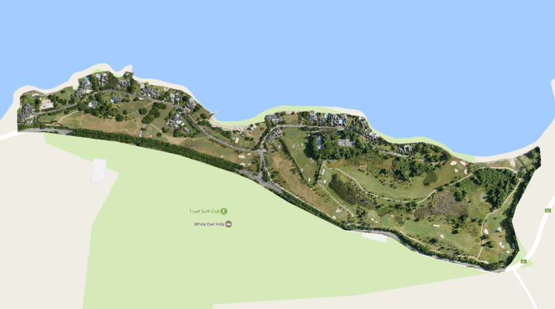 Accurate 3D models are a valuable tool to design and maintain golf courses.