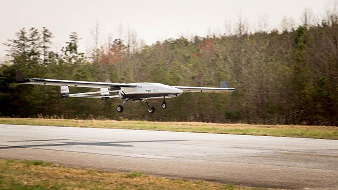 NASC's TigerShark aircraft