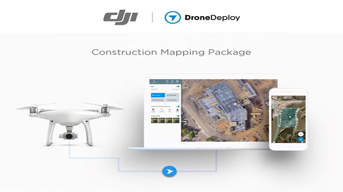 DroneDeploy Partners With DJI