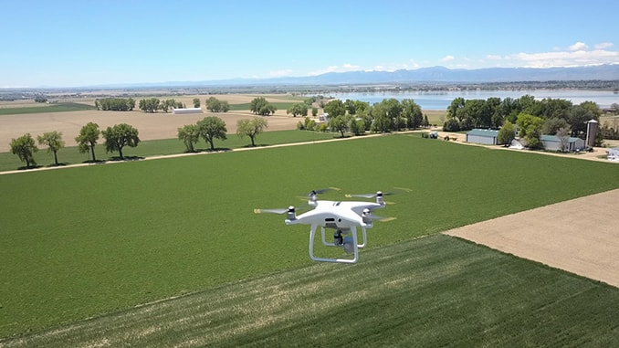 Agrion Agricultural Drone