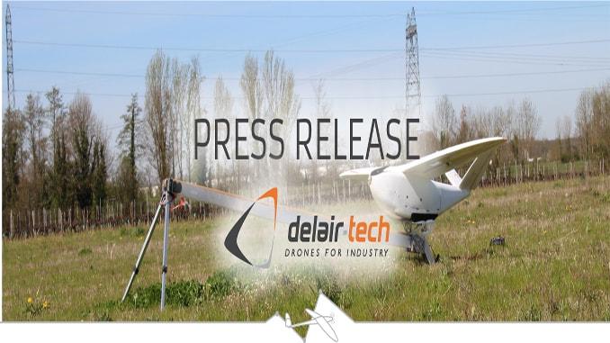 Delair-Tech's