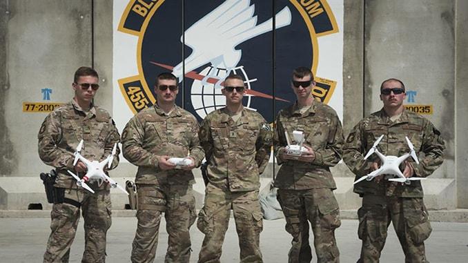 Airmen Test New Counter-UAS Program at Bagram