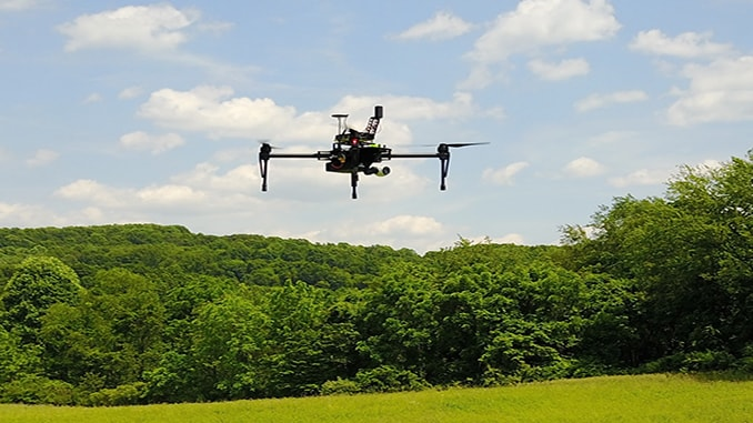 Identified Technologies Improves Drone Mapping Efficiency