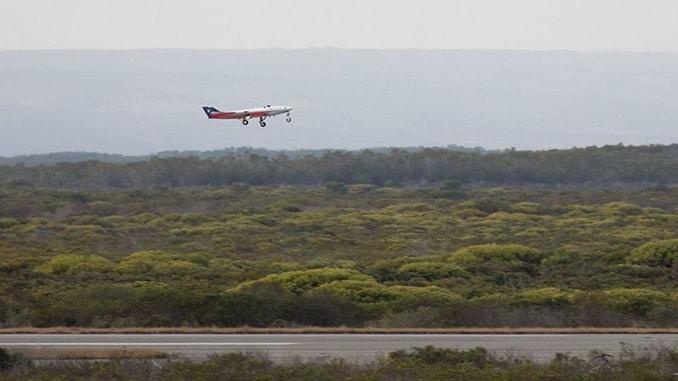 Airbus completes first flight of Sagitta UAV demonstrator