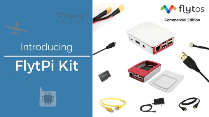 FlytPi – A Turnkey Companion Computer Pre-loaded With FlytOS