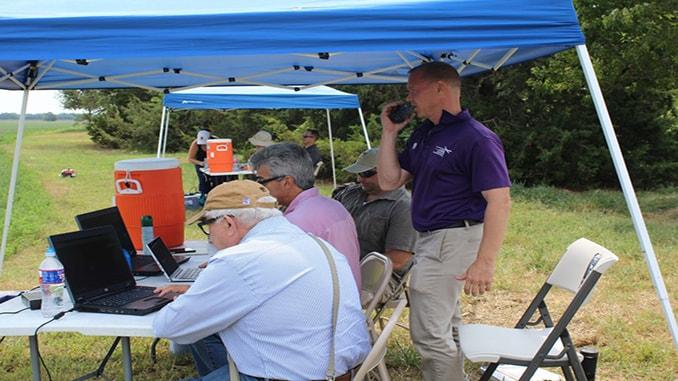 Applied Aviation Research Center, PrecisionHawk continue key UAS flight collaboration