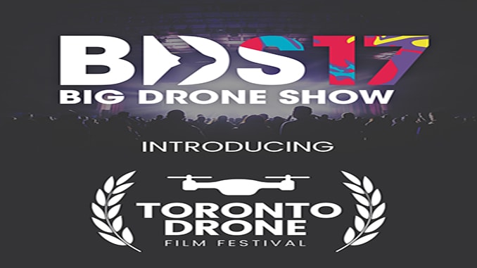 International Drone Film Festival Coming to Toronto