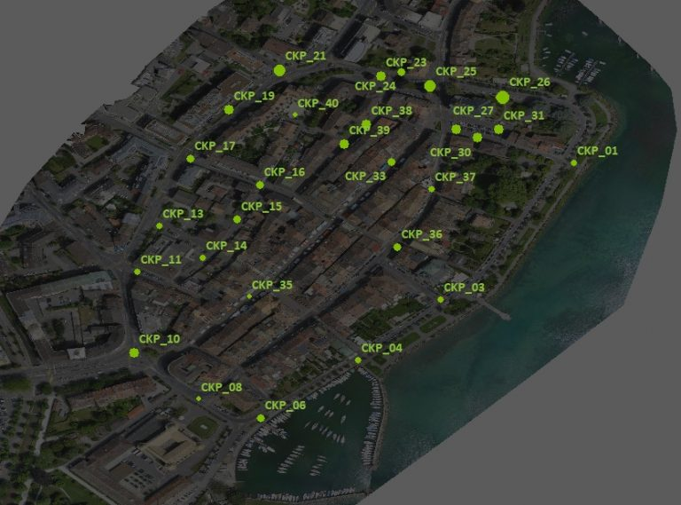 """Knowledge Base Presented By Pix4D """"UAS RTK/PPK Performace Analysis"""