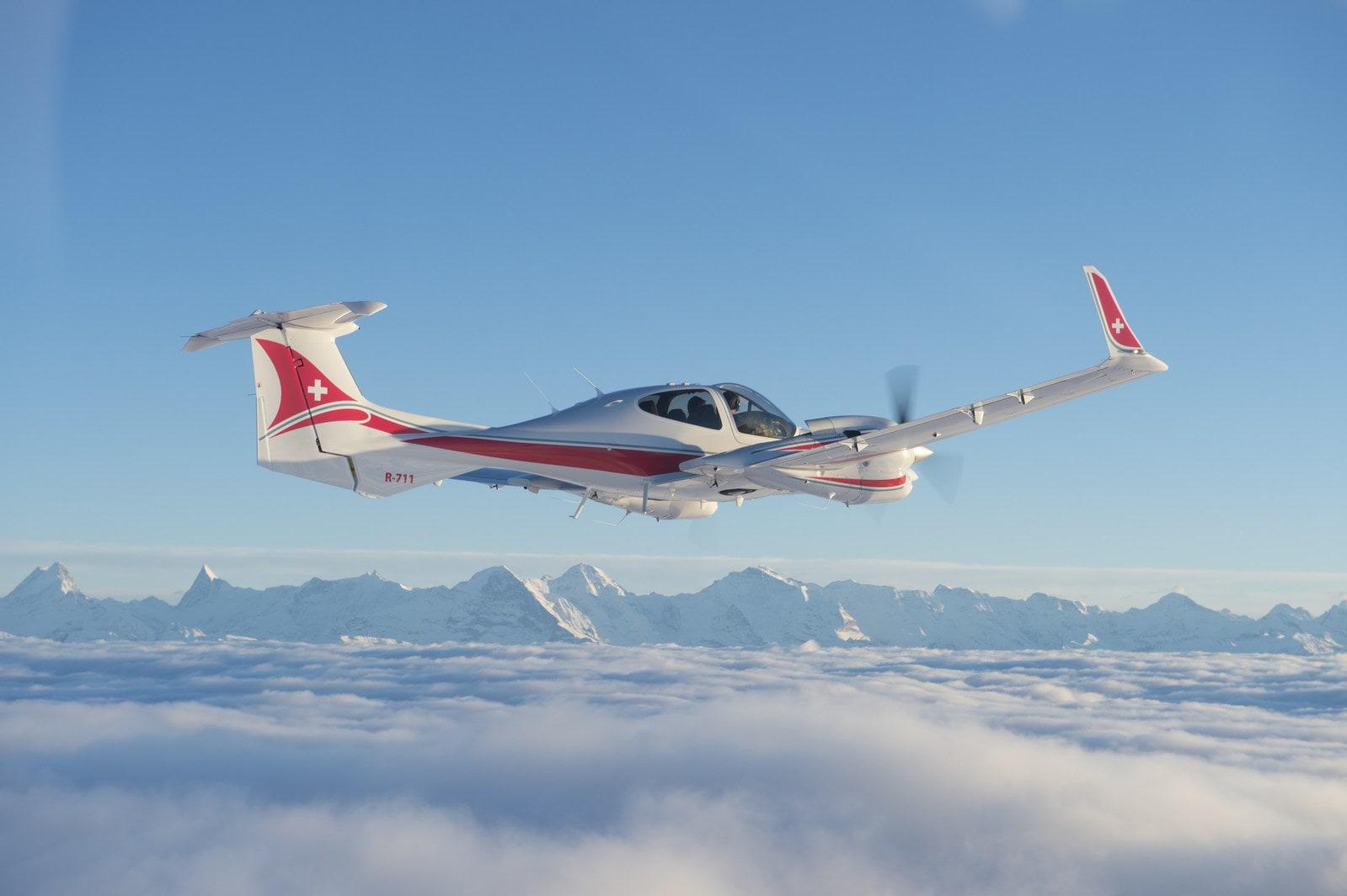 Aurora's Centaur Optionally-Piloted Aircraft (OPA)