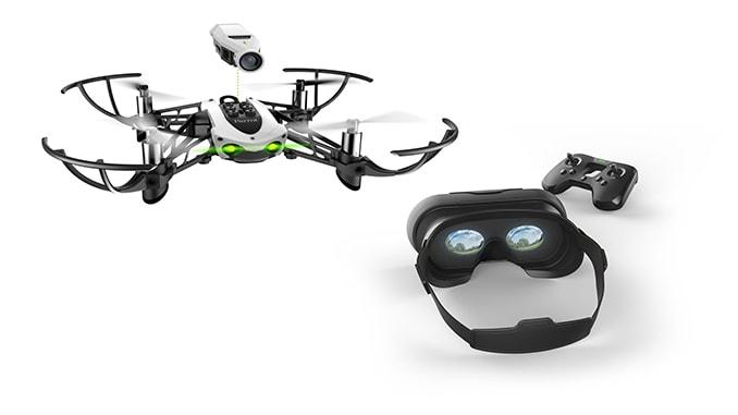 Parrot Releases The Mambo FPV Mini Drone