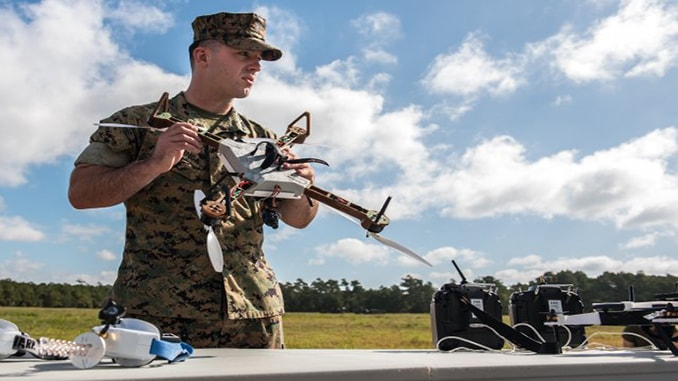 US Army Partners With Marine Corps On 3-D Printed Drones