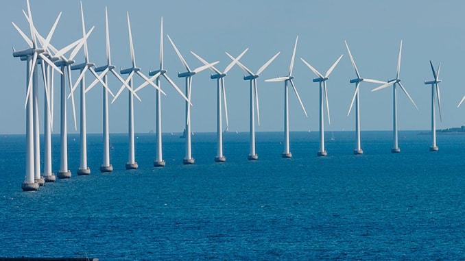 Martek Aviation to Inspect 683 Wind Turbines