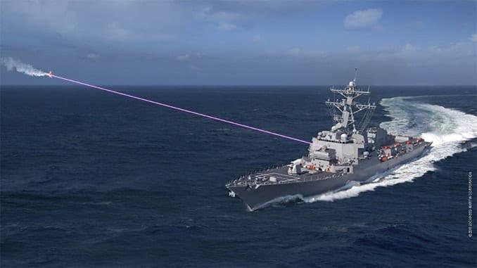 Lockheed Martin's HELIOS system