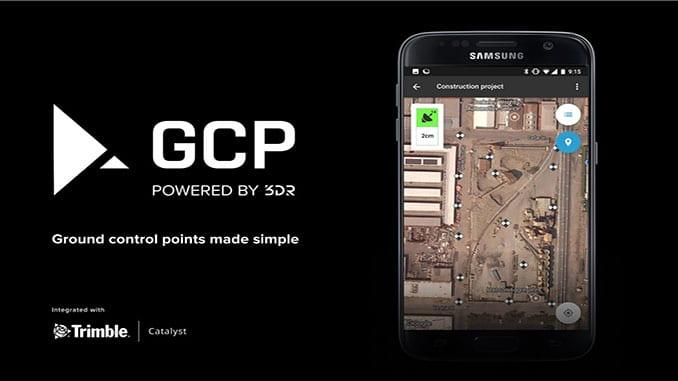 3DR Launches GCP App