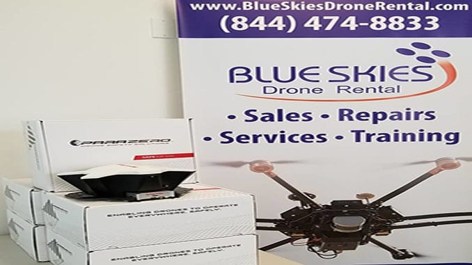 Blue Skies Drone Rental