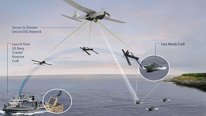 AeroVironment Successfully Conducts Maritime Demonstration of Puma-Switchblade