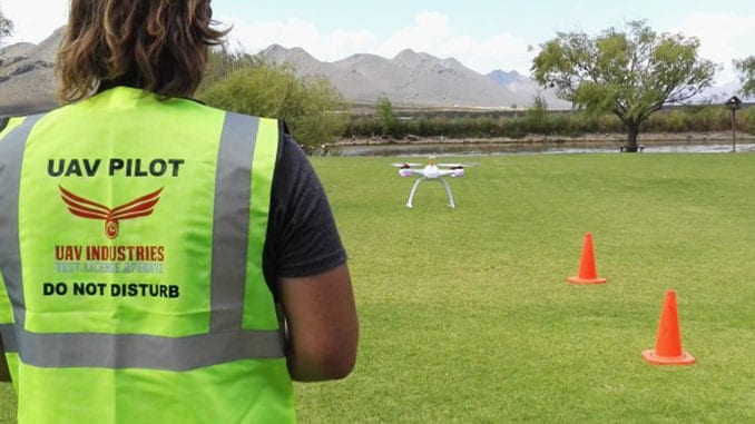 UAV Industries launches South Africa's First Accredited BVLOS Training