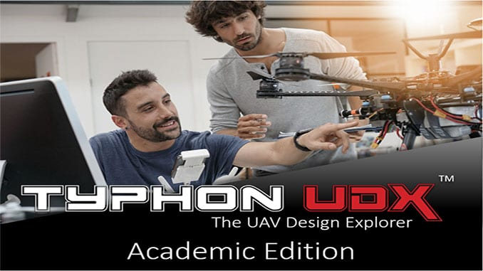 Academic Institutions Leverage Typhon UAV Design and Simulation Software to Enhance Education Programs